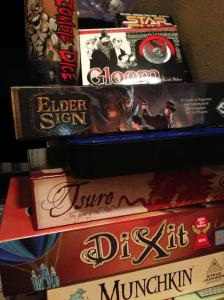 game stack