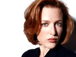 Gillian Anderson, the Scully Years