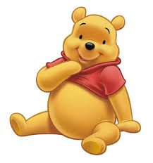 Pooh, you've been an awfully naughty bear