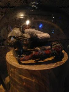 Maquette of a Mystic (Dark Crystal)